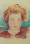 pastel, papier, 40x30 cm, 2007