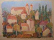 pastel, papier, 80x60 cm, 2008